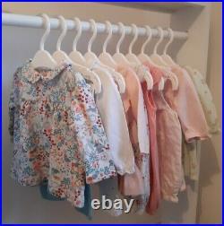 Baby Girls0-3 Monthsbeautiful Girls Clothes Bundlepre Loved Vgc