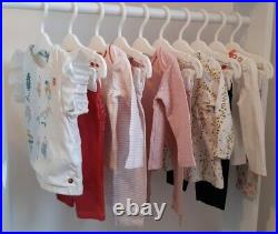 Baby Girls3-6 Monthsbeautiful Clothes & Accessories Bundlepre Loved