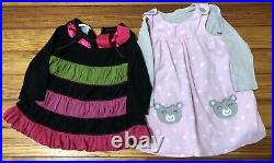 Baby Girls Clothes/Outfits/Sleepers Lot of 43 Size 18/18-24 Months Fall/Winter
