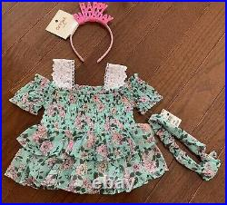 Baby Girls Clothing Lot 37 Size 12 Months Nike, Sets Shorts Swim Tops Romper