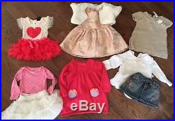 8fd11bfca Baby Girls Huge Fall Winter Clothes Outfit Lot Carters Gymboree 12-18 Months