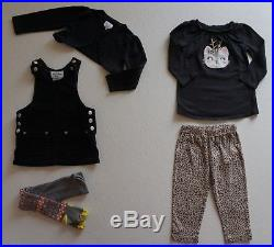 Baby Girls Size 24 Months / 2T Fall Clothes Lot of 47 Items L4-18