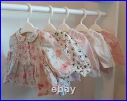 Baby Girlsup To 1 Monthbeautiful Clothes Bundlepre Lovedvgc