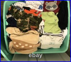 Baby boy clothes 3-6 months lot winter