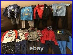 Baby boy clothes lot 24 months and 2T. Nike, Under armour, Carthartt, Carter
