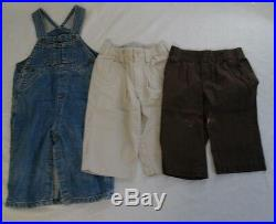 Boys Baby 12 month clothes lot Carter's Ralph Lauren Toddler Infant Fall Winter