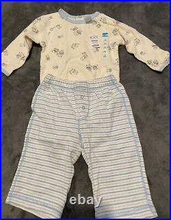 Brand Name Lot of NWT 3-6Mos Winter Baby Boys Clothing & Accessories, 14 Items