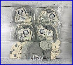 Bulk Lot of 100+ Gerber Baby Boy Clothes Pants Hats New With Tag 0-12 months