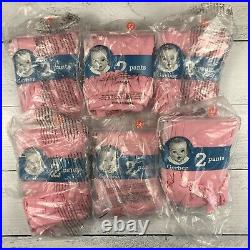 Bulk Lot of 50+ Gerber Baby Clothes Girl Pants and Hats New With Tag 0-12 months