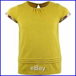 Burberry Kids Baby Girls Summer Clothes Outfits T-Shirt Giselle Tops Dress