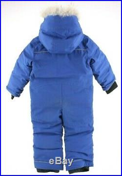 Canada Goose Grizzly Snow Suit Toddler Boys' 2T-3T /44506/