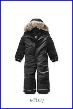 Canada Goose Grizzly Snowsuit 3T for age 2-3 100cm