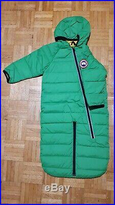 Canada Goose baby winter suit 18-24 months