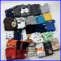 Carter's Spring Summer Fall Winter Baby Boy Clothes 18-24 Months Lot Of 25 New