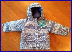 Columbia Girl's Snow Ski Pants and Winter Jacket Coat Children's Toddler 2T, Set