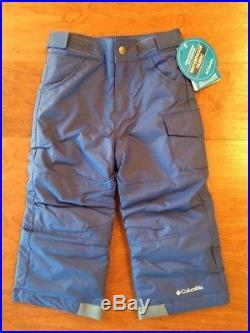 Columbia Girl's Snow Ski Pants and Winter Jacket Coat Children's Toddler 3T, Set