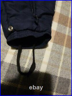 Dior Baby DUCK DOWN FUR FULL BODY JACKET OUTFIT 12M