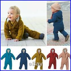 Disana Walkoverall Merino Walk kbT Schurwolle Baby Overall Wollwalk bio öko