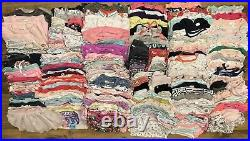 EUC Lot 188 Pieces Baby Girl Clothes Size 9 Months to 4T