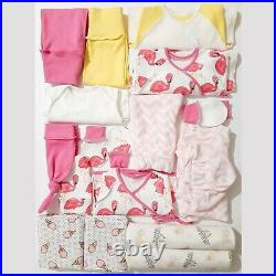 Exclusive Baby Girls' Gift Set 15-piece, Limited edition, Organic Clothing