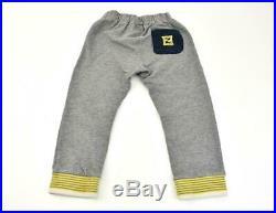 FENDI Baby Ltd Edition Gray & Logo, Warm-Up Suit Sz 18 months Unisex