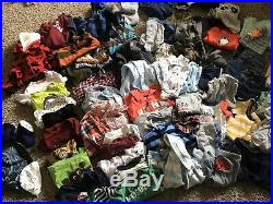 Fall/winter/spring Baby Boys Clothes Size 6 Months Large Lot