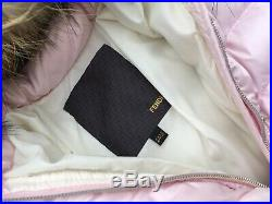 Fendi baby girls winter coat 24M