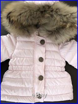 77dc92978 Fendi baby girls winter jacket 12M