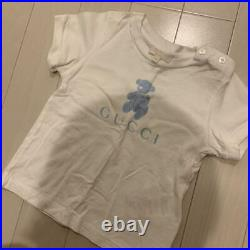 GUCCI baby clothes set size 90cm rompers leggings
