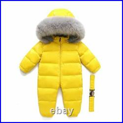 Girl Clothes Baby Fall Romper Hodded Bear Casual Infant Footwear Kid Winter Coat