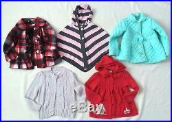 Girls Size 4 4t Clothing Lot Matilda Jane H&M Mud Pie gap dresses coat cardigans