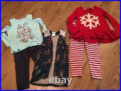 Girls size 4T Clothes LotFall / WinterLot of 17 PcsECBaby Gap, Forever Me +