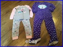 Girls size 5/5T clothes lot of 15 Pcs. Outfits, PJ'sECBaby Gap, Gymboree +