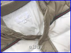 Gucci baby boys winter jacket 24M