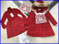Gucci baby girls NWT dress 18/24M
