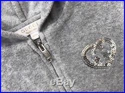Gucci baby girls velvet tracksuit 18/24M