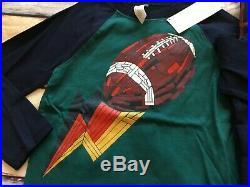 Gymboree 4 4T Boys Fall Winter Outfits LOT 14 Pc Shirts Pants Socks Active NWT