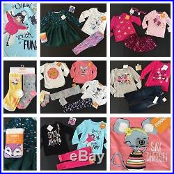 Gymboree Girls 2T Fall Winter Huge Lot Outfits NWT NEW Retail $517