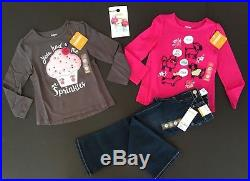 Gymboree Girls 3T Winter Fall Lot NEW NWT Outfits Unicorn Lover Retail $412 RARE