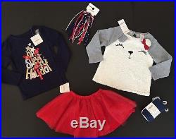 Gymboree Girls 3T Winter Fall Lot NEW NWT Outfits Unicorn Lover Retail $438 RARE