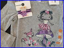 Gymboree Girls Size 4 4t Huge Lot Outfits Winter Fall Nwt $366