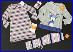 Gymboree Girls Size 5 5t Huge Lot Winter Fall School Outfits Nwt $505