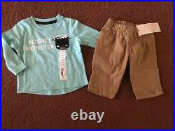 HUGE 26Piece Baby Boys Size 3-6 Months Clothing Lot Winter Christmas Clothes