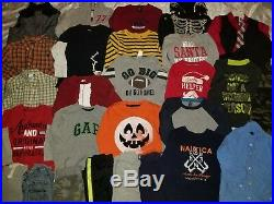 HUGE 30 Pc Lot of BOYS Fall / Winter Sz 4T 4 4-5 Great Brand Names