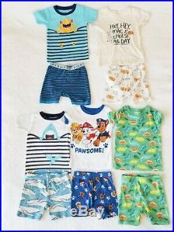 HUGE LOT 24M/2T Baby GAP, Carters Toddler boy fall/winter clothes/PJ&NWT coat