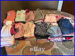 Huge 120 Piece Lot Baby Girl Clothes Sizes 3 to 18 month Summer Fall Winter