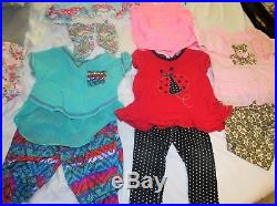Huge 153 Piece Lot. Baby Girl 6-9 Month clothes. Great Condition