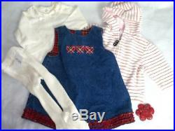 Huge 35 pc Fall Winter Girls Baby Clothes Lot 3-6 mo Gymboree Childrens Place