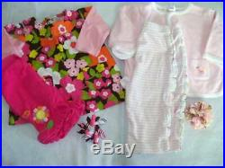 Huge 40 pc Fall & Winter Girls Baby Clothes 0-3 mo Childrens Place Janie & Jack