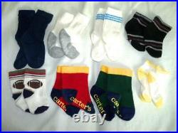 Huge 43 pc Fall Winter Baby Boys Clothes Lot 0/6 mo Childrens Place Gymboree